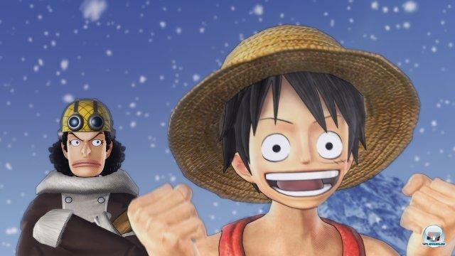 Screenshot - One Piece: Pirate Warriors (PlayStation3) 2362132