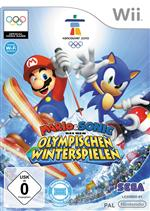 Alle Infos zu Mario & Sonic bei den Olympischen Winterspielen (Wii)