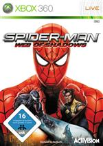 Alle Infos zu Spider-Man: Web of Shadows (360)