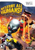 Alle Infos zu Destroy All Humans! - Big Willy Entfesselt (Wii)
