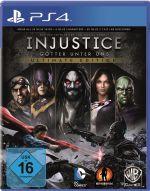 Alle Infos zu Injustice: Götter unter uns (PlayStation4)