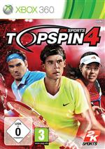 Alle Infos zu Top Spin 4 (360,PlayStation3)