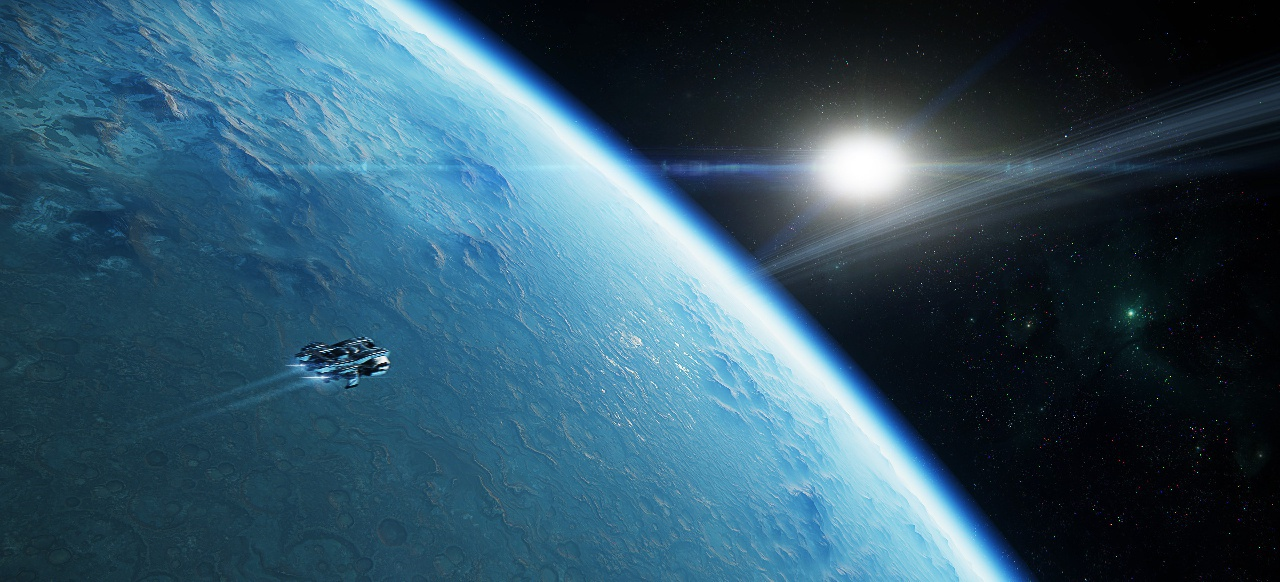 Star Citizen: Bild