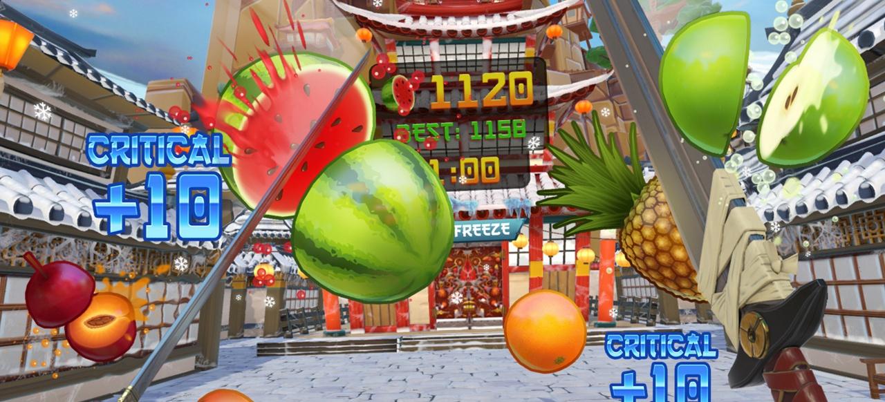 Fruit Ninja VR (Geschicklichkeit) von Halfbrick Studios