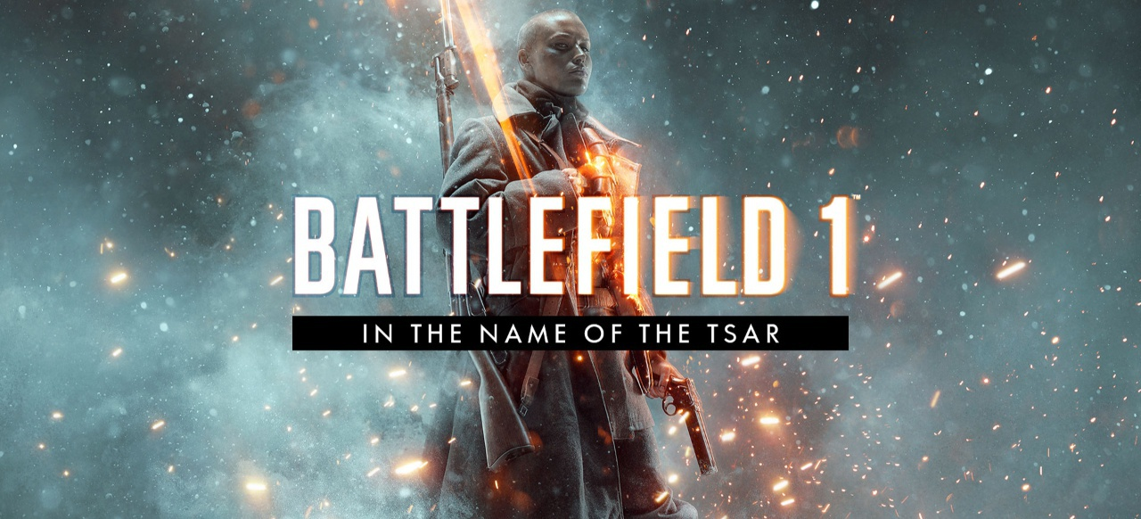 Battlefield 1: In The Name Of The Tsar (Shooter) von Electronic Arts