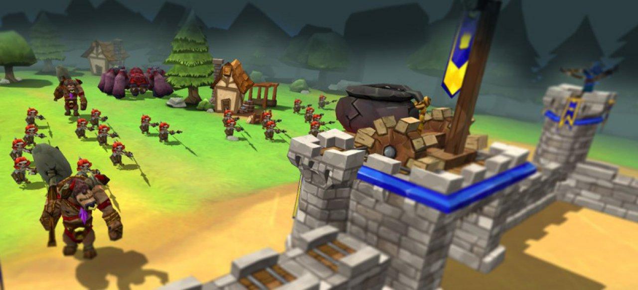 The Castle Game (Strategie) von Neptune Interactive Inc.