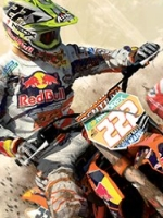 Alle Infos zu MXGP - The Official Motocross Videogame (PlayStation4)
