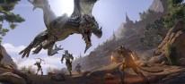 """The Elder Scrolls Online: Elsweyr: Neues Kapitel und die """"Saison des Drachen"""" angekündigt"""