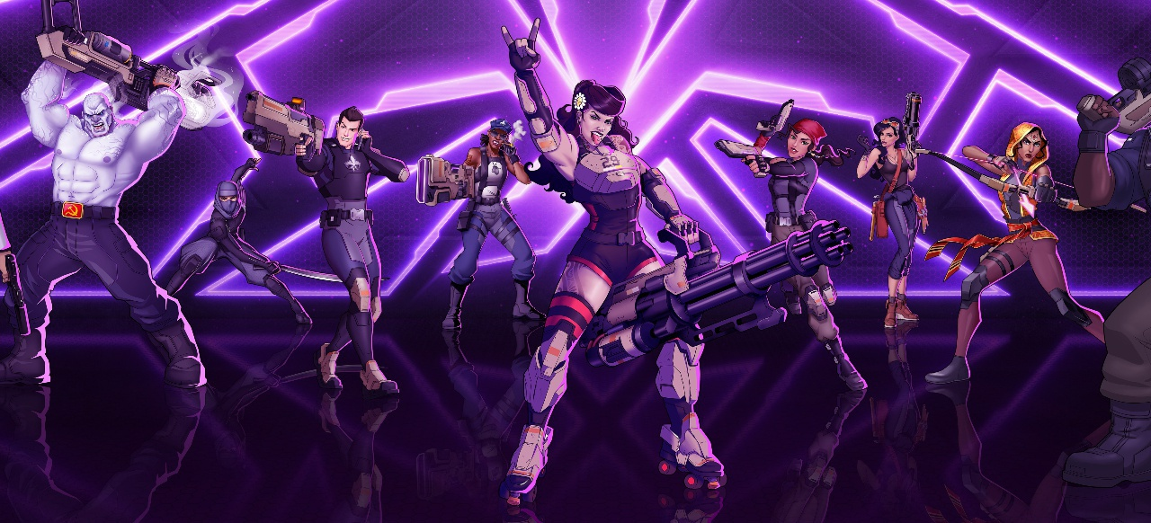 Agents of Mayhem (Action) von Deep Silver