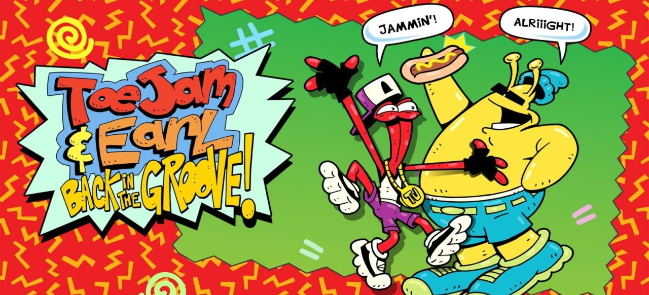 Toejam & Earl: Back in the Groove (Geschicklichkeit) von Adult Swim Games