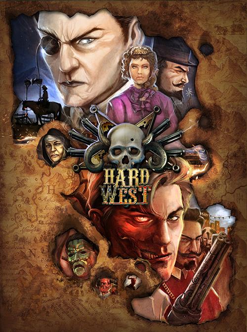 Alle Infos zu Hard West (PC)