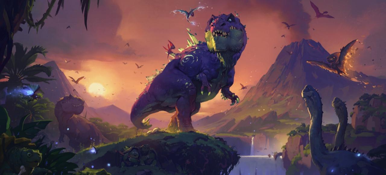 Hearthstone: Reise nach Un'Goro (Strategie) von Activision Blizzard