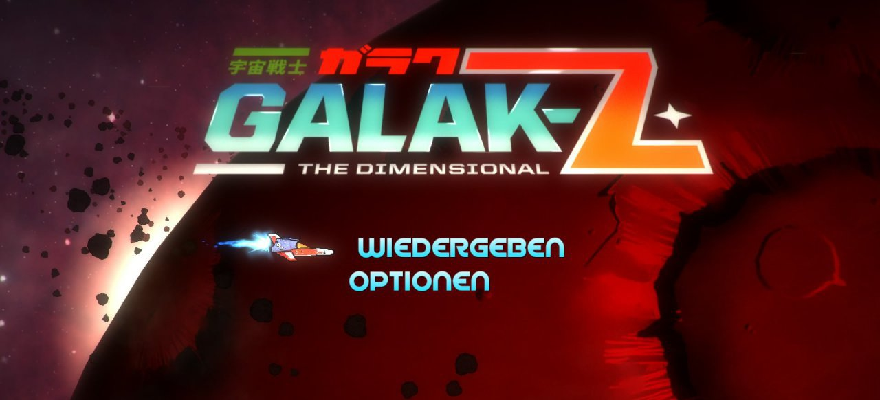 Galak-Z: The Dimensional (Action) von 17-BIT
