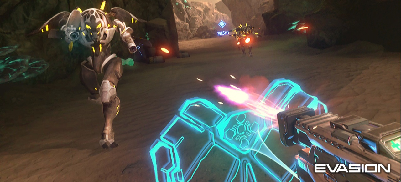 Evasion (Shooter) von Archiact Interactive Ltd.