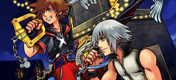 Kingdom Hearts 3D: Dream Drop Distance (Rollenspiel) von Square Enix / Nintendo