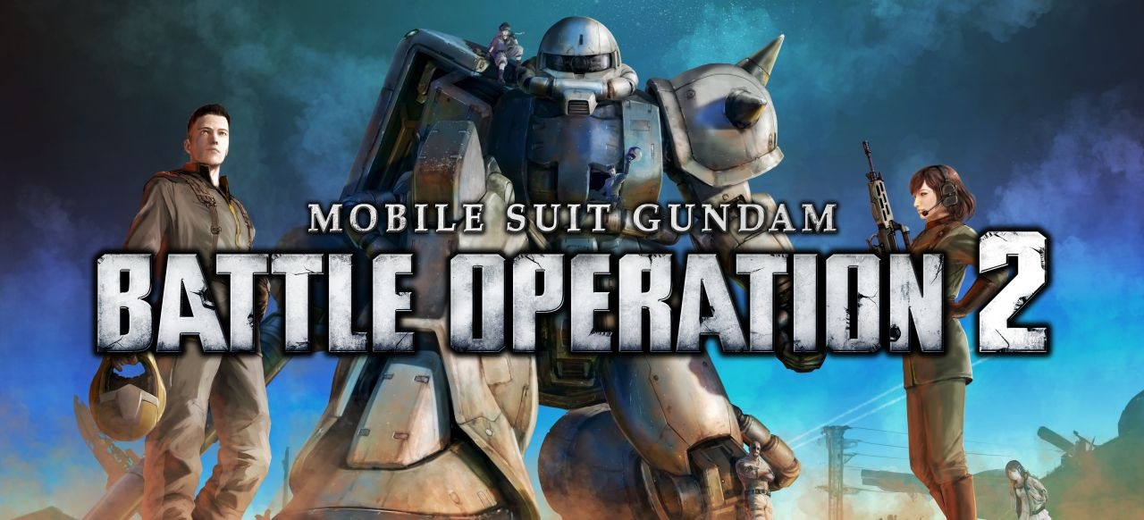 Mobile Suit Gundam: Battle Operation 2 (Action) von Bandai Namco