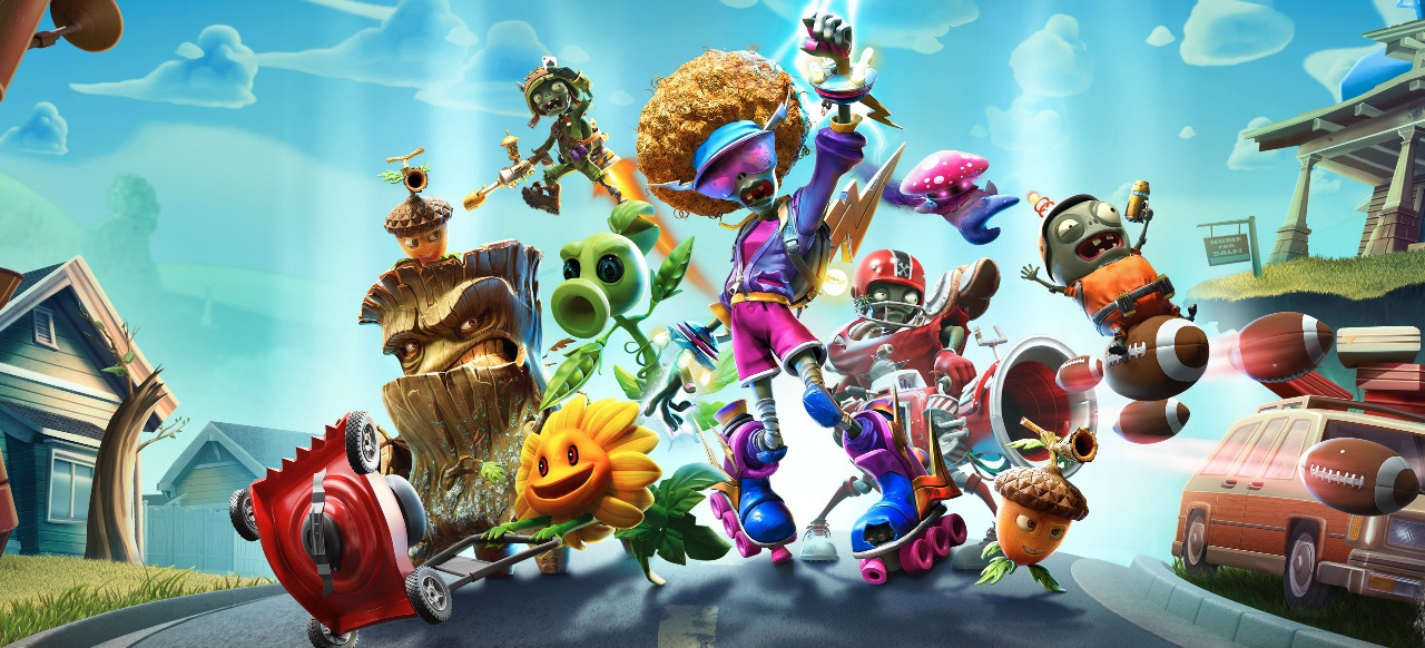 Plants vs. Zombies: Garden Warfare 3 (Shooter) von Electronic Arts