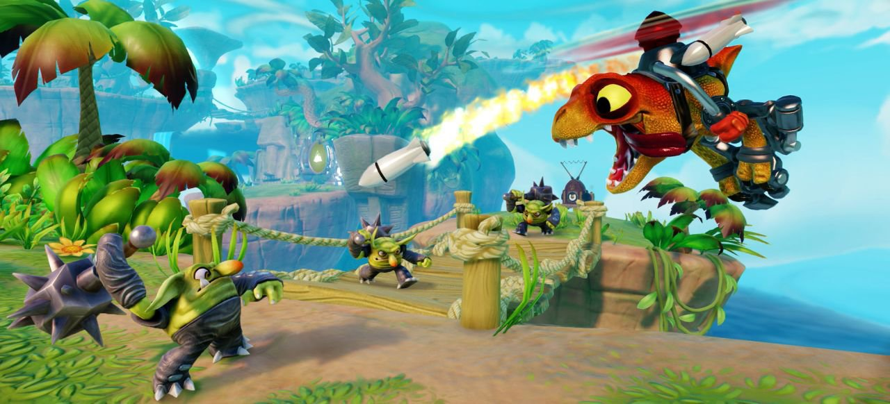 Skylanders: Trap Team (Action) von Activision