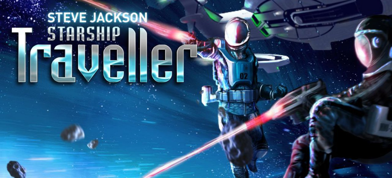 Starship Traveller (Adventure) von Tin Man Games