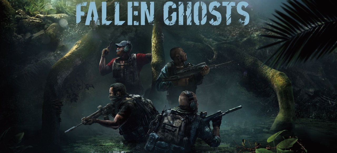 Ghost Recon Wildlands: Fallen Ghosts () von Ubisoft