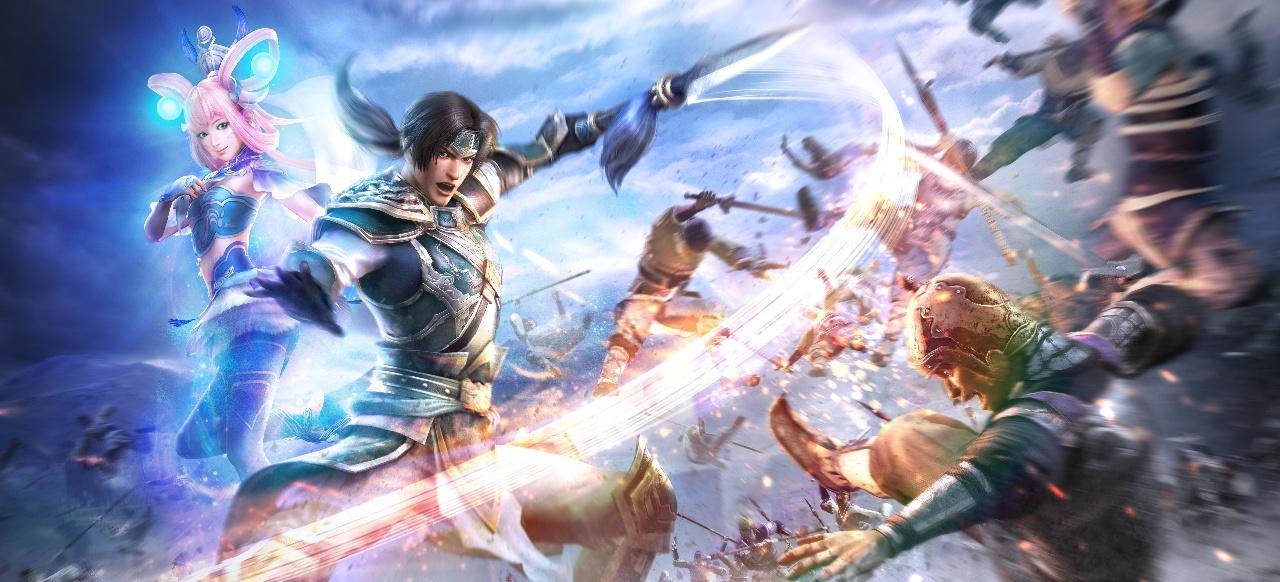 Dynasty Warriors: Godseekers (Rollenspiel) von Koei Tecmo