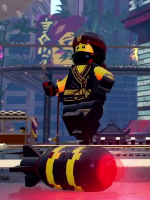 Alle Infos zu The Lego Ninjago Movie Videogame (XboxOne)