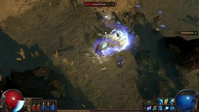 Ausführliche Templar-Spielszenen