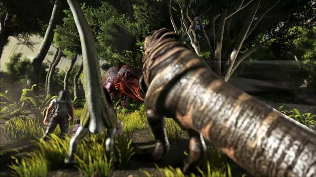 TLC Pass 1: Rex, Procoptodon, Gigantopithecus, Direwolf, & Direbear