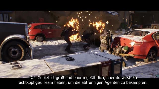 Erweiterung 3: Last Stand Trailer