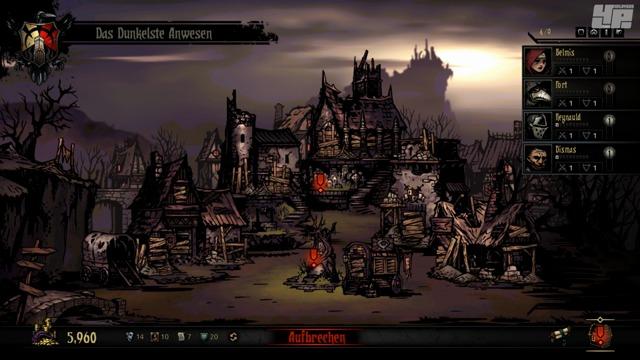 Einstieg ins Spiel auf der PS4