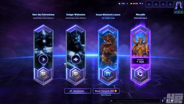 Heroes 2.0: Beutekisten