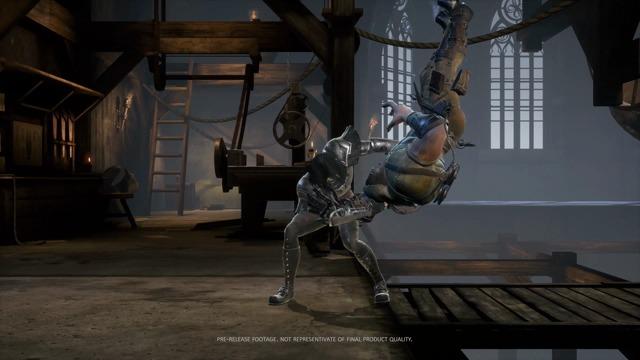 Charakter: Quasimodo