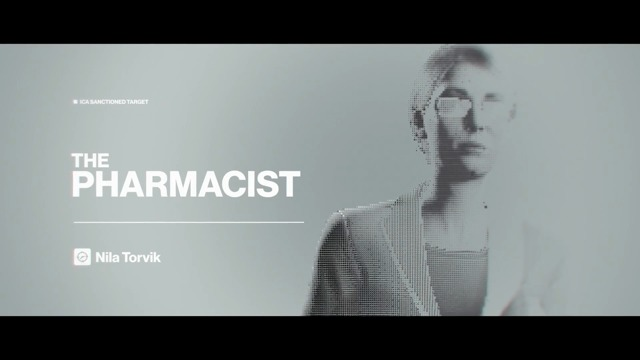Elusive Target #10 The Pharmacist