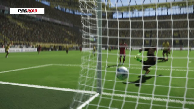 Pro Evolution Soccer 2018 with Ansel