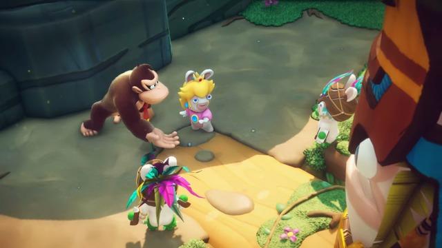 Ein neuer Held: Donkey Kong