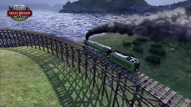 DLC: Great Britain & Ireland Launch Trailer