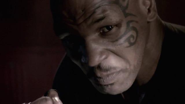 Mike Tyson-Trailer