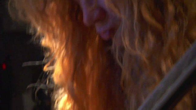 Megadeth-Trailer