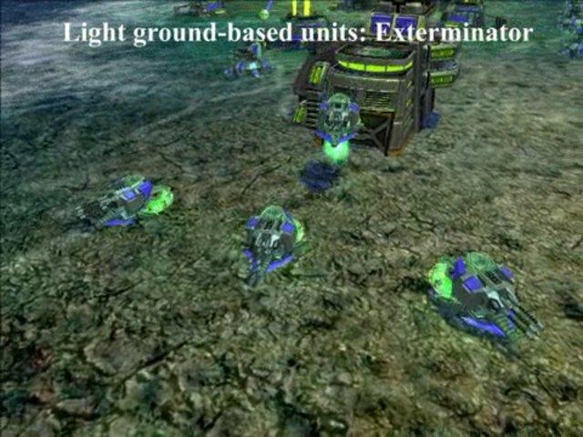 Exodus - Einheiten und Bauwerke