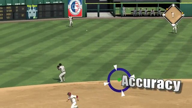 Fielding Throw Meter-Trailer